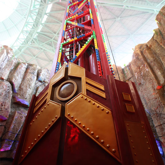 Drop Tower Ride