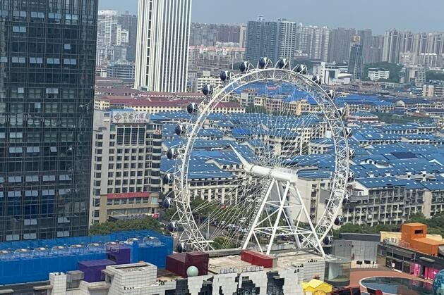 56m Ferris Wheel in Changsha, China