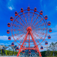 How to Design an Exclusive Ferris Wheel?