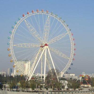 Ferris Wheel 82m in Huzhou