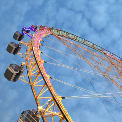 Ferris Wheel 102m in Nantong